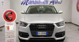 Audi Q3 2.0TDI 140CV quattro S-Tronic